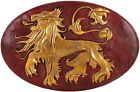 SDCC COMIC CON 2014 GAME OF THRONES LIMITED EDITION LANNISTER SHIELD WALL PLAQUE