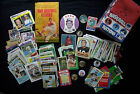 Vintage Lot of 175+Topps Baseball Football Cards & more.. 1960's,70's,80's,90's