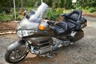 Honda : Gold Wing 2009 honda gold wing 1800 touring bronze 3 400 miles chrome accessories