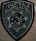 CALIFORNIA HIGHWAY PATROL SUBDUED GREEN SWAT POLICE PATCH #2 NEW