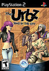 Urbz: Sims in the City PAL EUROPEAN VERSION Playstation 2 Black Eyed Peas
