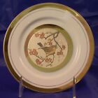 VINTAGE CHOKIN SONGBIRD  ON CHERRY BLOSSOM BRANCH - 24K RIMS -