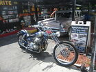 Custom Built Motorcycles : Chopper 1978 HONDA 750 CHOOPER CUSTOM BUILT AUTOMATIC WITH SUICIDE SHIFTER MAKE OFFER