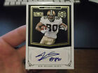 2010 National Treasures Jimmy Graham GOLD Rookie Auto RC 25! CLEAN! SUPER HOT!