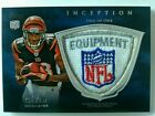 1 1 A.J. GREEN 2011 TOPPS INCEPTION RC NFL SHIELD LOGO Rookie PATCH Bengals AJ