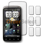6X NEW Ultra Clear HD LCD Screen Protector for Android Phone HTC Sensation 4G