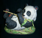 BOEHM GIANT PANDA CUB  PORCELAIN  1974  # 400-47 NO DAMAGE