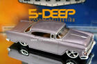 Jada DUB CITY 5-DEEP OLDSKOOL 1955 Chevy Bel Air