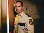 Nestor Carbonell signed Bates Motel 8x10 photo W Coa Sheriff Alex Romero #2