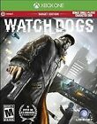 Watch Dogs: Target Edition  (Microsoft Xbox One, 2014)