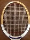 VINTAGE 1960s REGENT CHALLENGER WOOD TENNIS RACQUET RACKET NEW OLD STOCK RARE