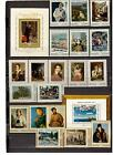 STAMPS.RUSSIA.ALL MNH. # 4036-42,4074-80,4103-09.Russian Soviet Art.Paintings.