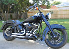 Custom Built Motorcycles : Other 2008 custom harley softail clone built by universal cycles