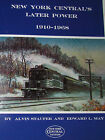 New NYC LATER POWER  by AL STAUFER railroad BOOK New York 1910-1968