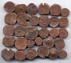 *LORACWIN* VERY NICE LOT OF 30 PIRATE COBS SPANISH COLONIAL COINS