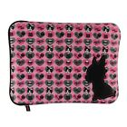 New Women Fashion Dog 14'' Laptop Sleeve Neoprene Nootbook Case Soft Bags Cover