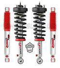RANCHO QUICKLIFT LEVELING STRUTS AND SHOCKS KIT- Fits: 05-13 NISSAN FRONTIER