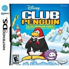Club Penguin: Elite Penguin Force  (Nintendo DS, 2008)