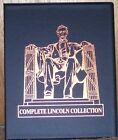 2009 2010 COMPLETE LINCOLN COLLECTION WITH PROOF PRESIDENTIAL DOLLAR