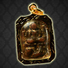 PHRA LP PARN THAI SACRED LEGEND MONK BUDDHA REAL AMULET ANTIQUE VERY OLD RARE