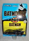 Vintage ERTL Die Cast 1989 BATMAN BATMOBILE DC Comics New In Package