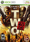 Army of Two: The 40th Day Video Game for Xbox 360 used