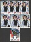 2014 Topps US Winter Olympics - Torin Yater Wallace Freeskiing Lot of 8 w Relic