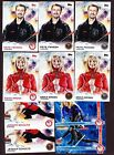 2014 Topps Winter Olympics US Curling Lot of 10 - Pete Fenson Erika Brown +