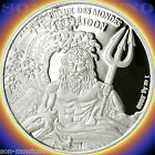 2014 POSEIDON 1oz Silver Coin FIRST OF NEW SERIES Only 3500 Burkina Faso AFRICA