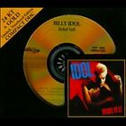 Rebel Yell - Billy Idol    ( GOLD CD, Aug-2010, Audio Fidelity)    NEW / SEALED