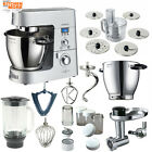 Kenwood Kitchen Robot KM 086 Cooking Chef Titanium Timer + Professional Bundle