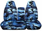 1997-2003 Ford F150 Camouflage Car Seat Covers. F150 Bucket 40-60 Choose Camo