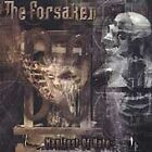 Manifest of Hate by The Forsaken (Sweden) (CD, Jan-2001, Century Media SEALED