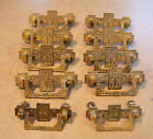 Five pairs of Antique Drawer Pulls