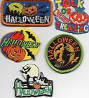 Girl Boy Scout Guides Patch Crest Badge HALLOWEEN your choice