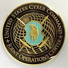 United States Cyber Command (USCYBERCOM) Joint Operations Center Challenge Coin