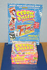 CEREAL KILLERS STICKER CARDS @@ 2ND SERIES @@ SEALED BOX 24 PACKS