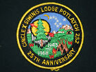 VINTAGE BSA LAAC  ORDER OF THE ARROW SIWINIS  LODGE 252 1968 POTLATCH  PATCH
