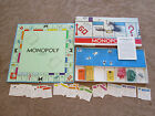 VINTAGE  MONOPOLY 1975 PARKER BROTHERS BOARD GAME USED