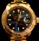 Mens Gold Rolex With Reserve