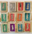 VINTAGE lot of 60 MAIL ORDER sewing patterns Women Dresses Aprons Children Craft