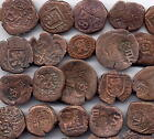 *LORACWIN* AWESOME LOT OF 40  PIRATE COBS SPANISH COLONIAL COINS