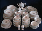 Vintage Homer Laughlin 117 pc Set of China - Service for 12 plus Service Pieces