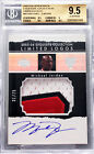 2003-04 Michael Jordan Upper Deck Exquisite Collection Limited Logos 75 BGS 9.5
