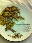 1993 AVON 5th ANNIVERSARY THE GREAT OAK COLLECTORS PLATE