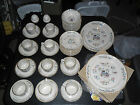 International China Heartland Stoneware almost 12 place setting, 59 pieces #7774