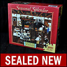 Charles Wysocki - Singing Piemakers - 1000 Seasonal Splendor Puzzle *Sealed New*