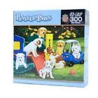Masterpieces Puzzle Playful Paws Puppy Playground 31278 jigsaw 300 Pieces A