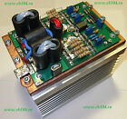 HF power amplifier 1000W with transistors VRF2933 no LDMOS on heatsink
