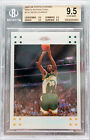 2007-08 Kevin Durant Topps Chrome White Refractor RC Rookie 99 BGS 9.5 x4